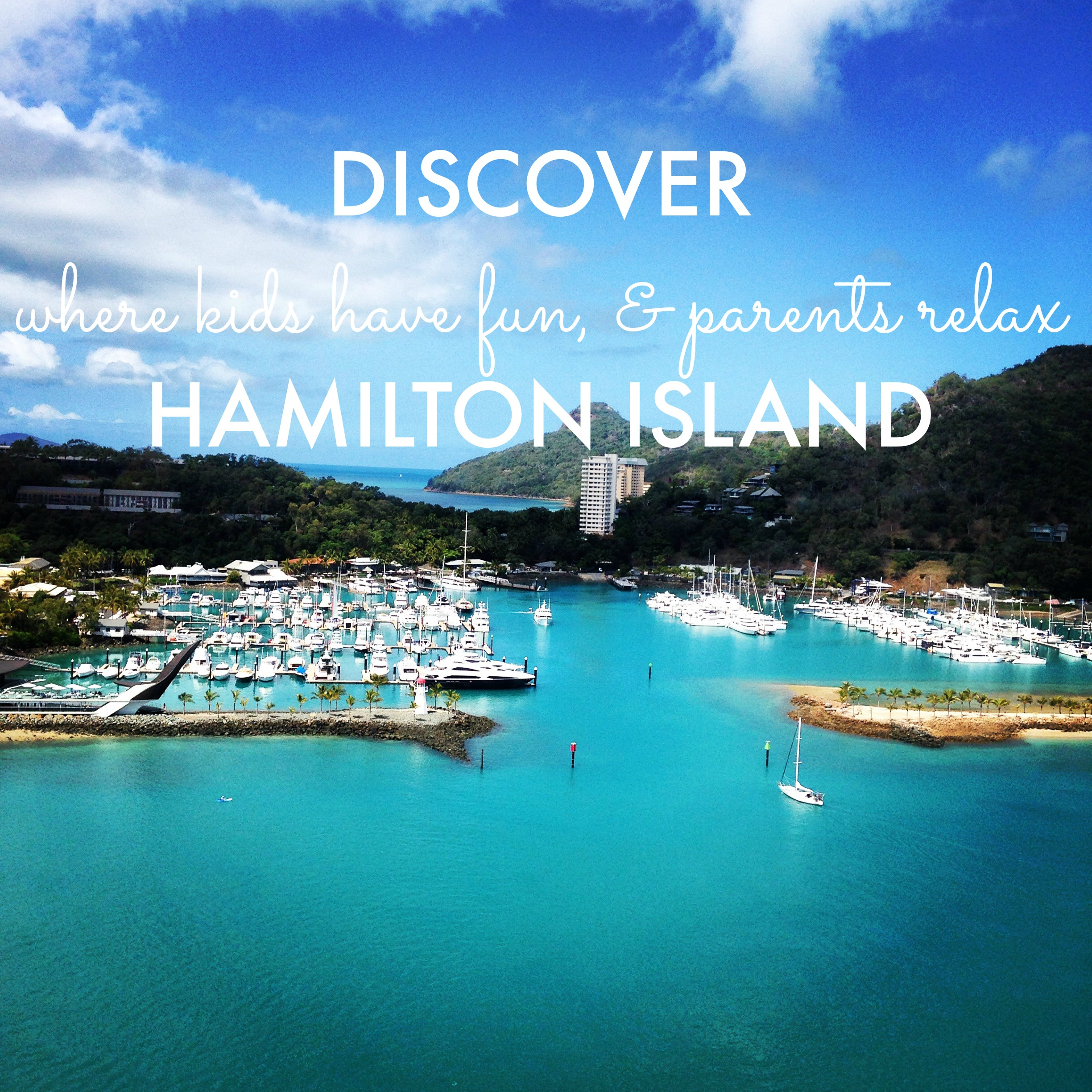 Hamilton Island: Family Holiday On Hamilton Island