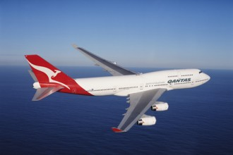 Airline Review: Qantas Business Class - Sydney to Tokyo 747-400