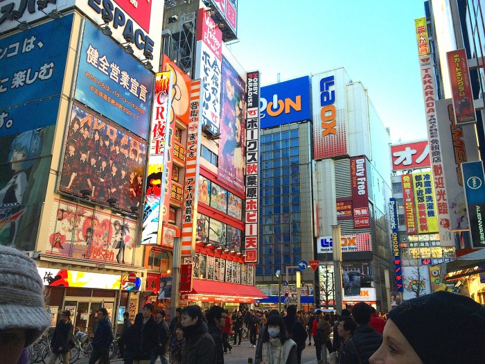 What to do in Tokyo with kids, where to stay, what to eat, what to do...