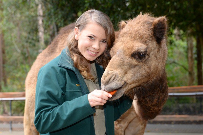 Bindi Irwin Chats to The Urban Mum, about her travels