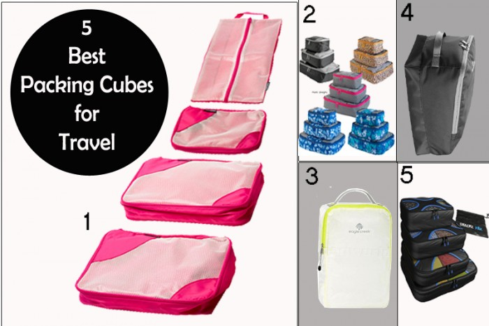 5 Of The Best Packing Cubes For Travel