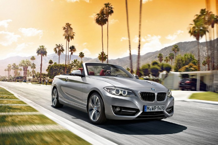 Car Review BMW 228i Convertible