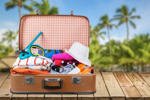 Why packing Cubes have changed the way I travel. Packing for holidays is now a breeze...especially with kids in tow