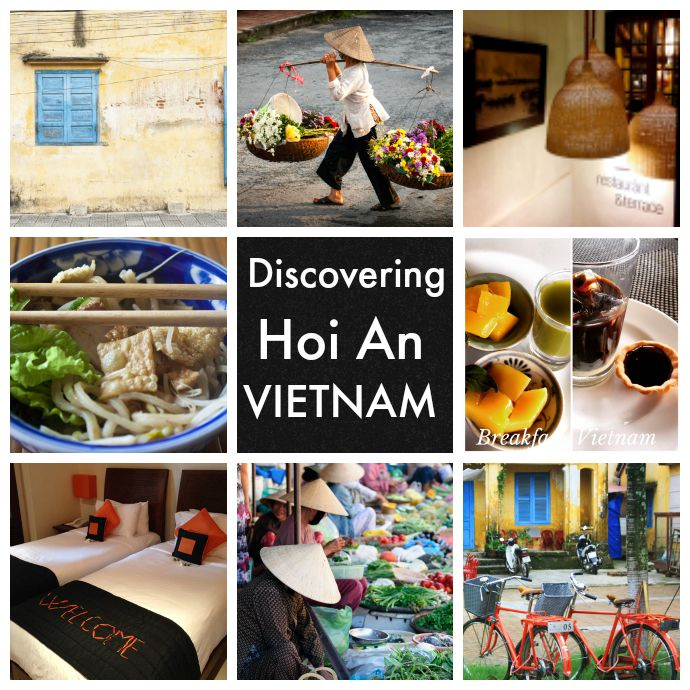 Discovering Hoi An Vietnam with kids