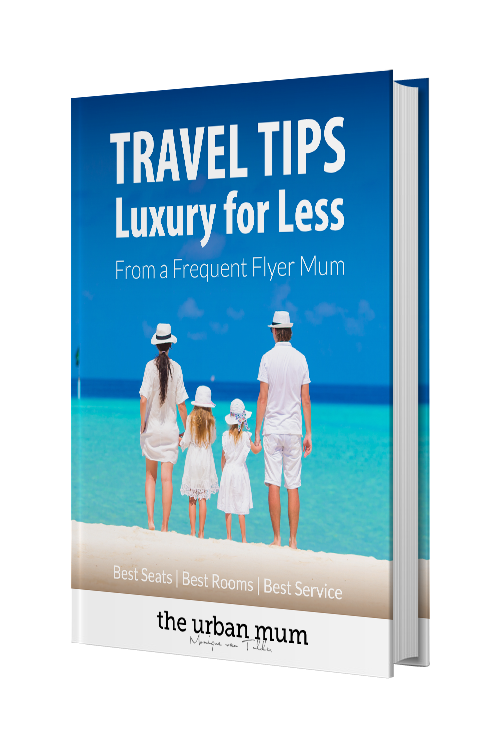 Discover Travel Tips From a Frequent Flyer Mum  |  theurbanmum.com.au