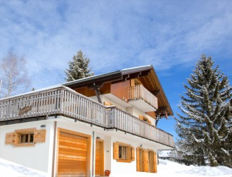 Family Ski Holidays France: Les Gets Chalet 345