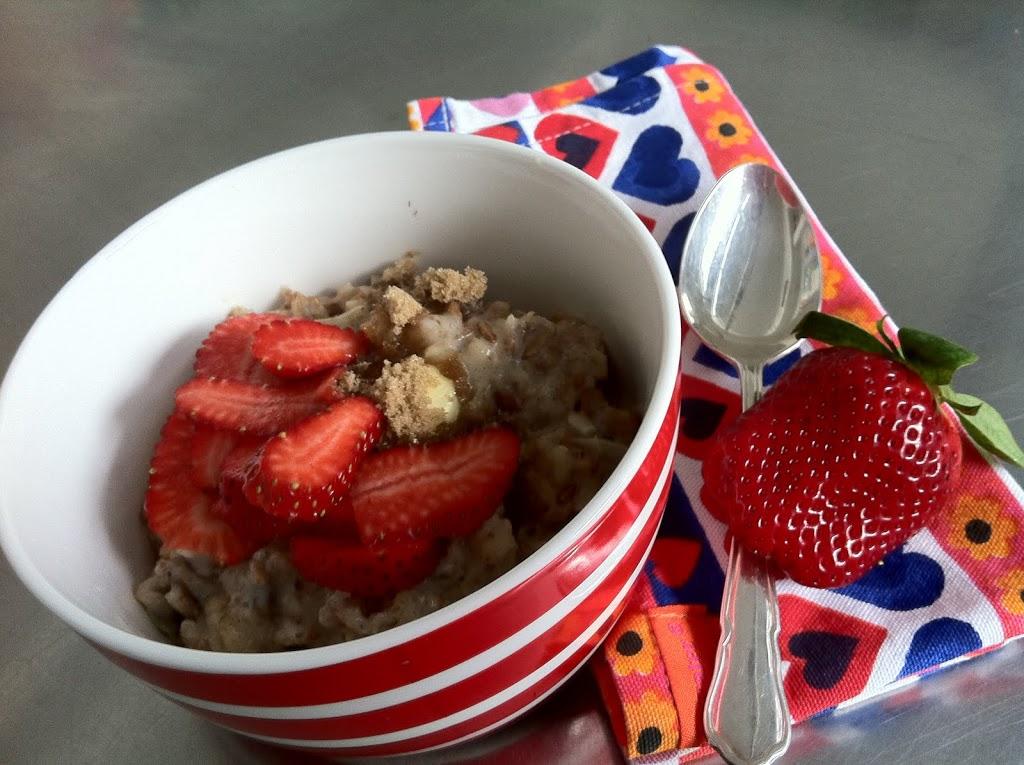 Recipe for Porridge on Booklover Day