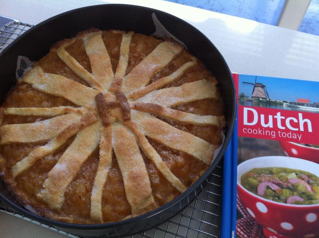 Dutch Apple Pie Recipe and Pyjama Day