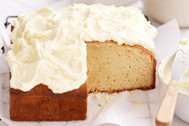 Lemon Almond Cake Recipe - The Sweet and Sour of Marriage