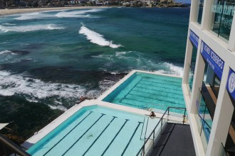 Beautiful Sydney - Bondi Beach iconic Australia
