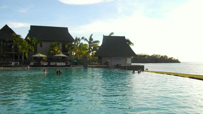 Hotel Review Intercontinental Fiji Golf Resort & Spa