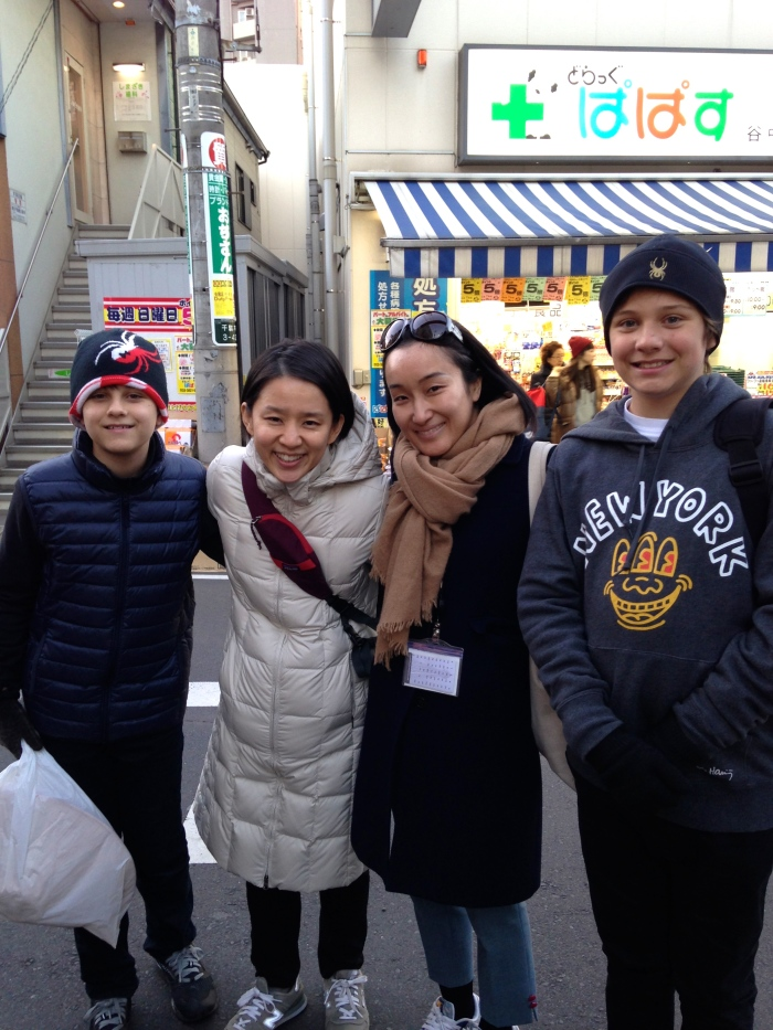 What to do on a Family Trip to Japan