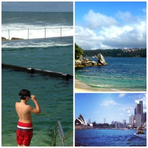 Travel with kids. Luxury Escapes. Holiday at home in Sydney, Australia.