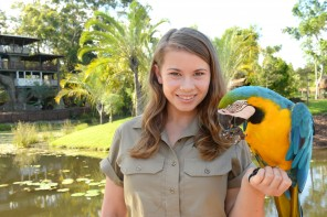 Bindi Irwin Chats with The Urban Mum