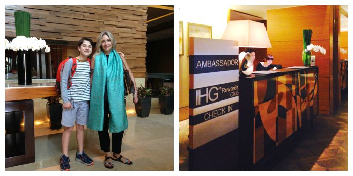 Hotel Review: InterContinental Asiana Saigon, fabulous oasis in the bustling city of Saigon