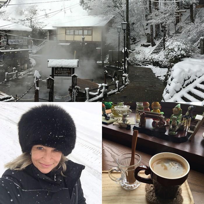 Skiing In Japan with Kids: Nozawa Onsen Ski Village