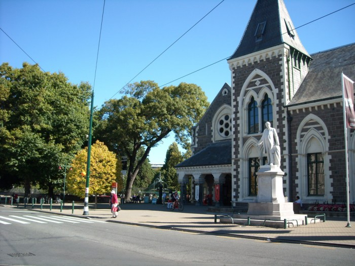 Things to See and Do in Christchurch New Zealand with Kids