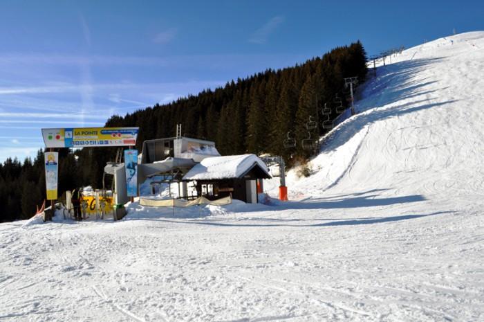 Family Ski Holidays France: Chalet 345 Les Gets
