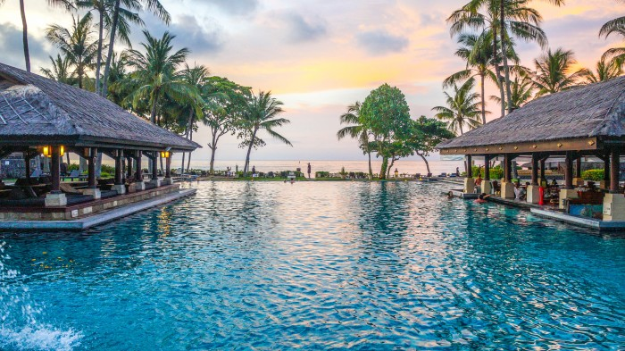 Where to Stay in Bali with a Family