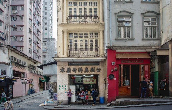 local Secrets Hong Kong Sheraton