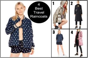 4 of the Best Travel Raincoats